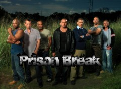 Fonds d'�cran S�ries TV Prison Break