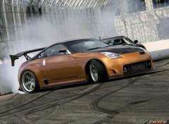 Fonds d'�cran Voitures Nissan 350z