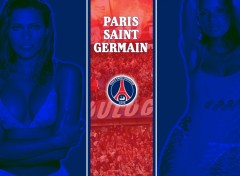 Fonds d'�cran Sports - Loisirs Paris Saint Germain - Clara Morgane