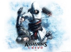 Fonds d'�cran Jeux Vid�o Assassin's Creed - 01