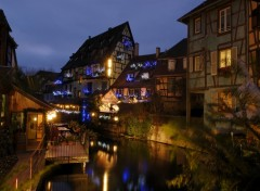 Wallpapers Constructions and architecture Colmar en F�te