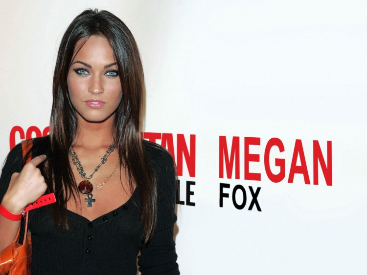 Fonds d'�cran C�l�brit�s Femme Megan Fox Wallpaper N�190523