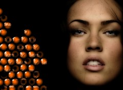 Fonds d'�cran C�l�brit�s Femme mEGan fOx MADE IT BY SYLOW.SKYBLOG.COM