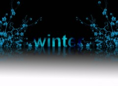 Wallpapers Digital Art Winter