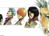Fonds d'cran Manga Bleach's Heroes