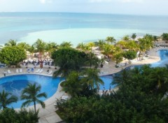 Fonds d'�cran Voyages : Am�rique du nord cancun