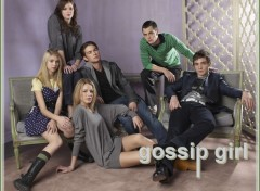Wallpapers TV Soaps Gossip Girl
