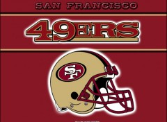 Fonds d'�cran Sports - Loisirs SAN FRANCISCO  49ERS