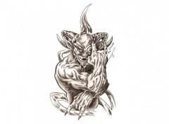 Fonds d'�cran Art - Peinture el diablo votez svp