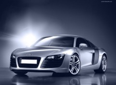Wallpapers Cars Audi R8 by bewall.com