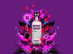 Fonds d'�cran Objets Absolut Vodka