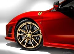 Wallpapers Cars Ferrari 2008