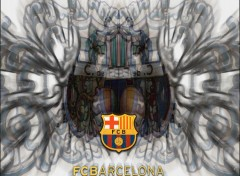Fonds d'�cran Sports - Loisirs FORCA BARCA!