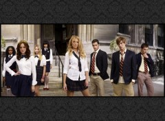 Fonds d'�cran S�ries TV Gossip girl