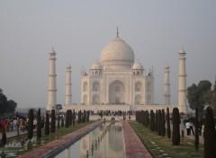 Fonds d'�cran Voyages : Asie taj maal