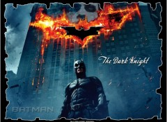 Fonds d'cran Cinma Batman - The Dark Knight