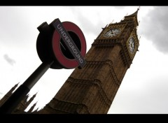 Fonds d'�cran Voyages : Europe Londres BigBen
