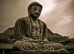 Fonds d'cran Voyages : Asie Daibutsu