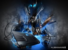 Fonds d'�cran Informatique alienware