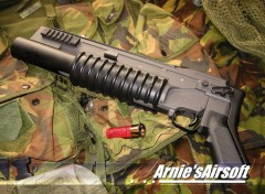 Fonds d'�cran Sports - Loisirs m203 grenade launcher