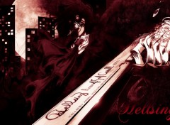 Fonds d'cran Manga wall 1440*900 hellsing