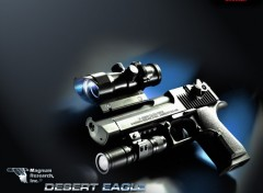 Fonds d'cran Objets desert eagle 50ae