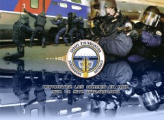 Fonds d'cran Hommes - Evnements GIGN