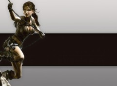 Fonds d'�cran Jeux Vid�o Tomb Raider Underworld