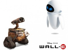 Fonds d'�cran Dessins Anim�s Wall-e