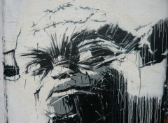 Fonds d'cran Art - Peinture yoda
