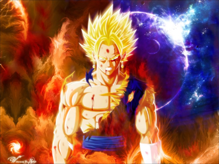 Wallpapers Dragon Ball Z HD - Taringa!