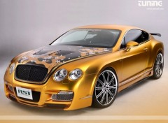 Fonds d'�cran Voitures bentley