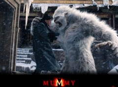 Fonds d'�cran Cin�ma Mummy 3