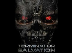 Fonds d'�cran Cin�ma Terminator Salvation (rennaissance)