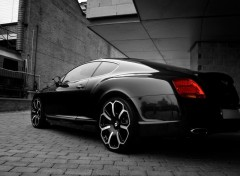 Wallpapers Cars bentley gts