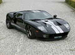 Fonds d'cran Voitures Ford GT GeigerCars.de