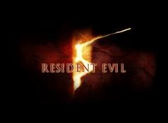 Fonds d'�cran Jeux Vid�o Resident Evil 5