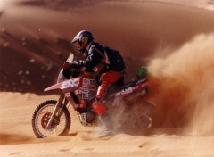 Fonds d'�cran Motos maroc