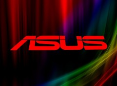 Fonds d'�cran Informatique Logo ASUS
