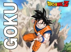 Fonds d'cran Manga Son Goku