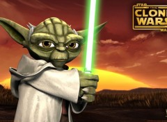 Wallpapers Cartoons Yoda