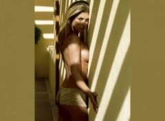 Fonds d'�cran C�l�brit�s Femme daisy-fuentes-13