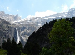 Fonds d'�cran Nature Gavarnie