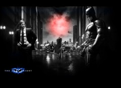 Fonds d'�cran Cin�ma batman the dark night