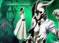 Fonds d'cran Manga Bleach - Ulquiorra Schiffer