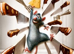 Fonds d'�cran Dessins Anim�s Ratatouille