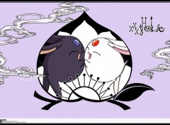 Fonds d'cran Manga mokona-mokona