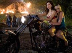 Fonds d'�cran Cin�ma Planet Terror