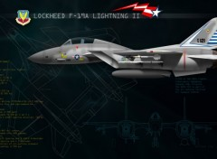 Wallpapers Planes Lightning II