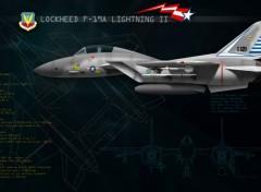 Wallpapers Planes Lightning II